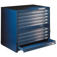 Superdrawer Horizontal Plan File Chest