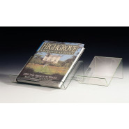 Crystal Tinted Book Rests