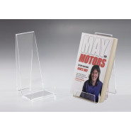 Clear Acrylic Book Stand
