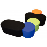 Dot/Dash Modular Seating