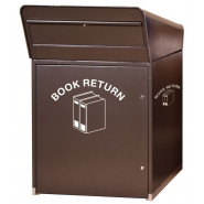 Gaylord® Outdoor Book Return 250 Series