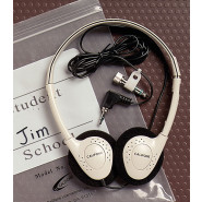 Califone Personal Stereo Headphones
