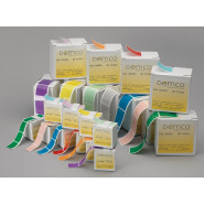 Demco® Colour-tinted Glossy Label Protectors