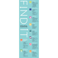Dewey® Find It Poster and Bookmarks