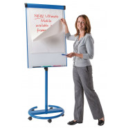 Mobile Ultimate Flipchart Easel