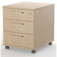 Demco® Mobile Under Desk Pedestals