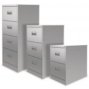 Demco Metal Filing Cabinets