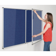 Eco-Colour™ Resist-a-Flame® Noticeboards