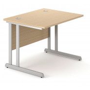 Demco® Rectangular Cantilever Desk