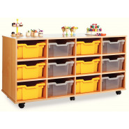 Deep Tray Storage Units