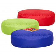 Oval Bean Bag 2-seater