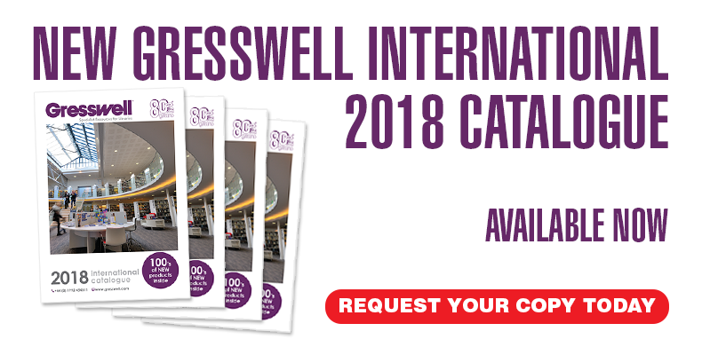 Gresswell 2018 Catalogue launch