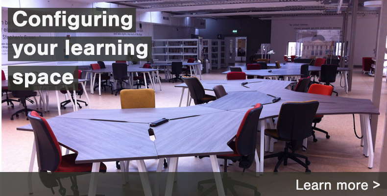 Configure your learning space